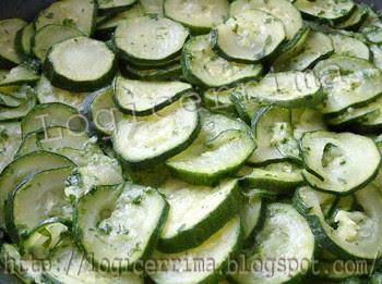[ Zucchine Trifolate ]