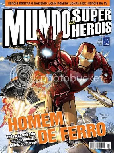 Mundo dos SuperHeróis