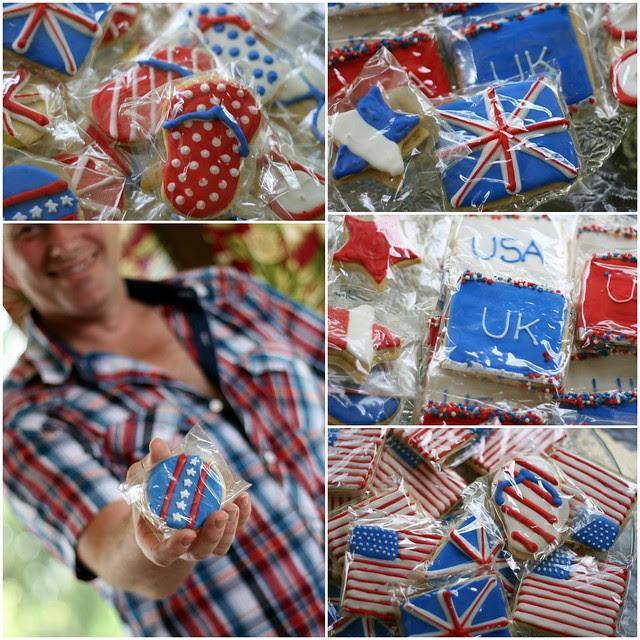 UK vs. USA assortment