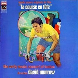 La Course en tête Soundtrack  (David Munrow) - CD cover