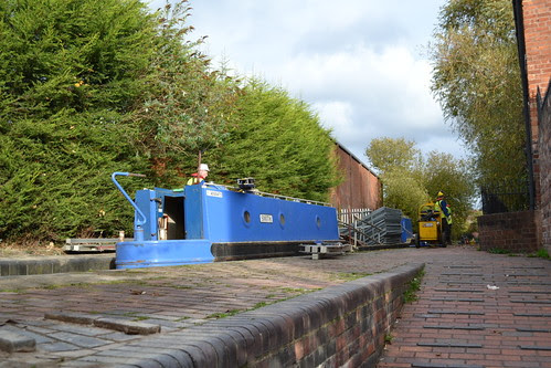 Smith @Worcester, Worcester & Birmingham Canal