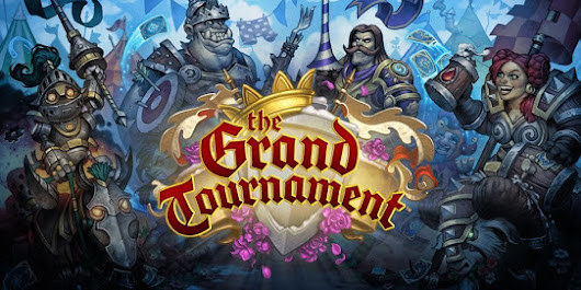 Pro GamerS and Collectables — Cards from The Grand Tournament are legal in this...