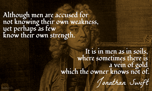 Swift, Jonathan - Thoughts on Various Subjects (1706) | WIST