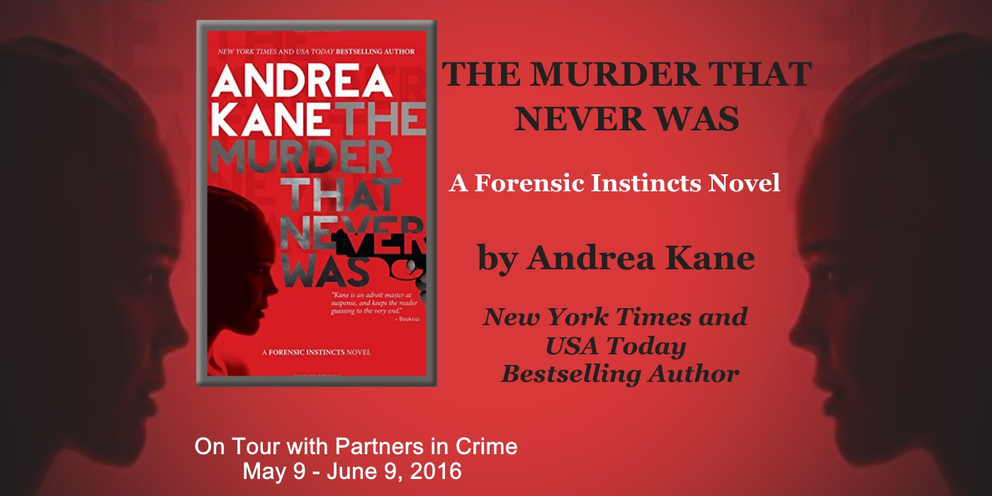 The Murder That Never Was Banner