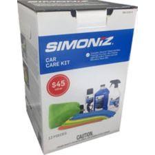 Simoniz Car Care Kit Canadian Tire