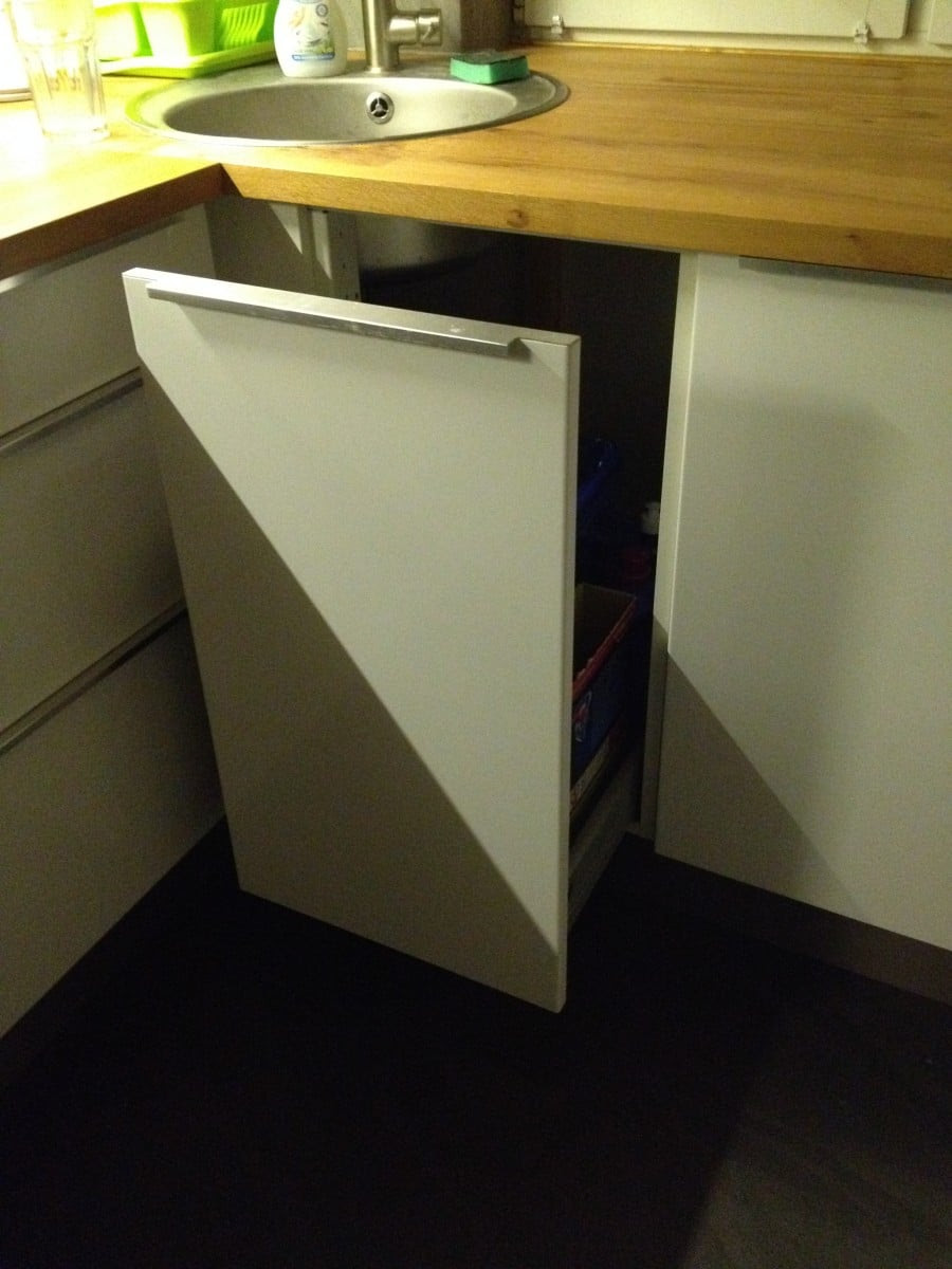Ikea Hack Kitchen Corner Cabinet Home Decor