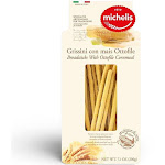 Classic Breadsticks Grissini with Cornmeal by Michelis - 7.1 oz.