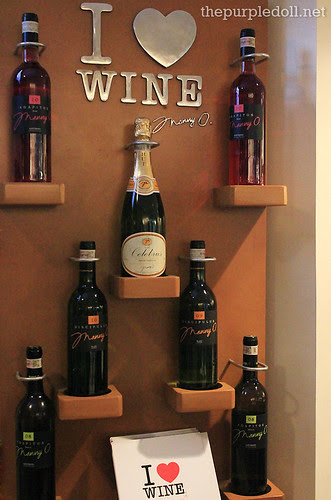 Naci Wine Wall