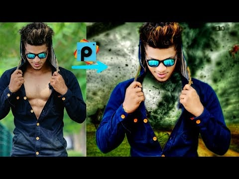 Editing Tutorial in Picsart ||movie poster with Picsart|| editing tutorial 2017|| A.k Editz