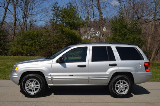 Used 2004 Jeep Grand Cherokee for Sale in Pitcairn PA 15140 Golick Motor Company
