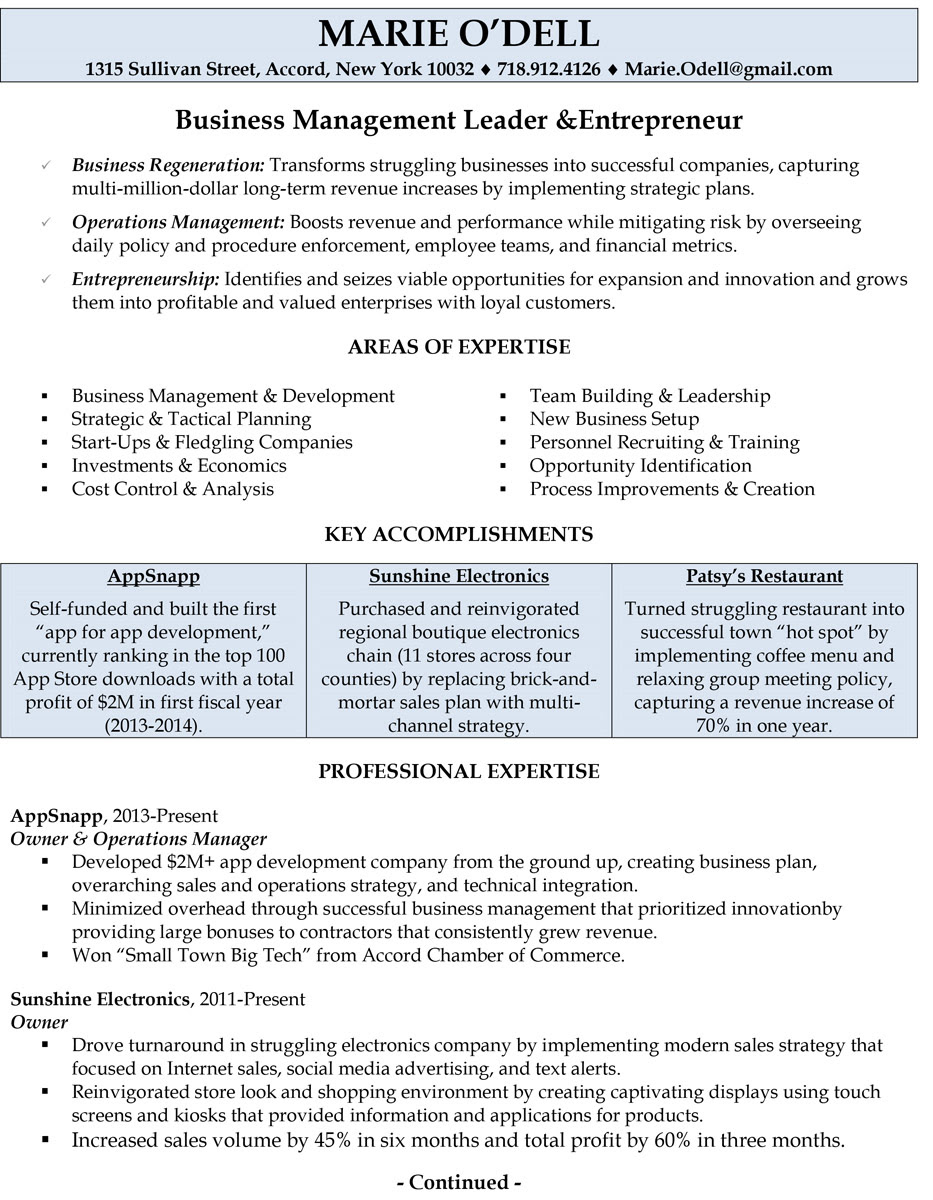 get 36 view small business owner resume template images