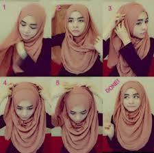 Gaya Hijab Terbaru - Dari Simple Sampai Uwel-uwel