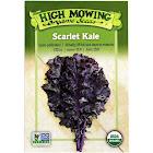 High Mowing Organic Seeds - Organic Scarlet Kale Seeds - 1 Packet