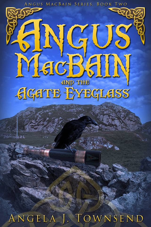 Angus MacBain and the Agate Eyeglass