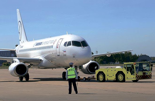 Superjet 100 plans to resolve tow-bar problem - Russian aviation news