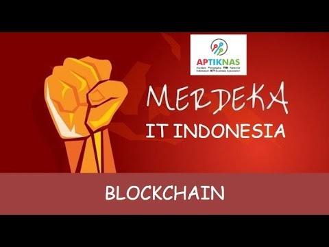 EVENTCERDAS : Kopi Blockchain : Blockchain dalam sektor Komiditi Kopi