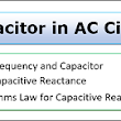 How Capacitor Works with AC - BINARYUPDATES
