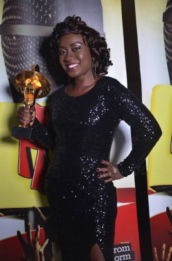 Headies 2013 Nikki Laoye Photos: Olamide Dominates 2013 HEADIES Awards With 3 Wins + Full List of All Winners