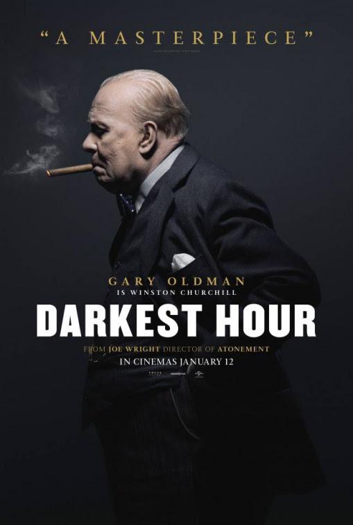 Resultado de imagem para movie poster darkest hour impawards