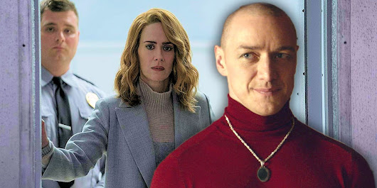 Sarah Paulson's Glass Character Was Introduced In Split
