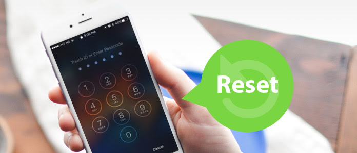 How to Factory Reset Locked iPhone with\/without iTunes