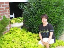 Sandra - your Rambling Rose and Joyful Writer host