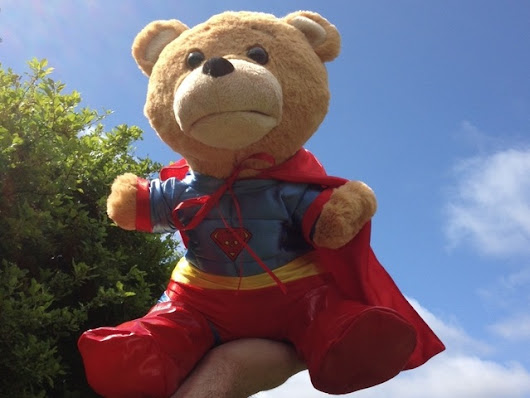 Supertoy - World's First Natural Talking Teddy Bear