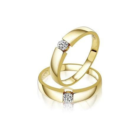 Closeout Sale! Fascinating Married Life Rings 0.20 Carat