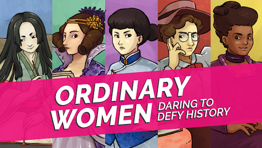 Support Feminist Frequency's Ordinary Women
