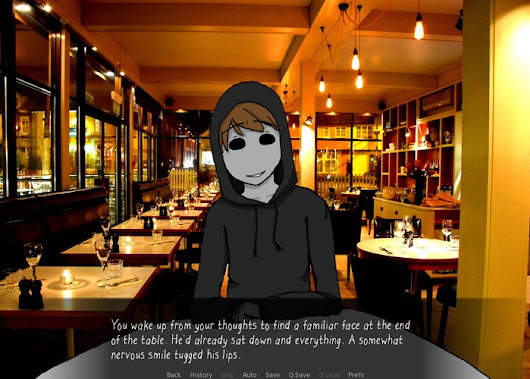 Date Night With Eyeless Jack