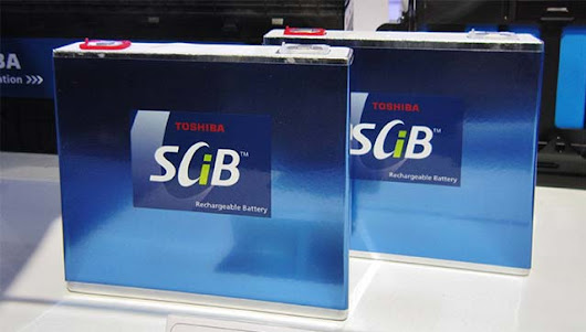 Toshiba develops EV battery that offers 320km range after 6 minutes rapid charging