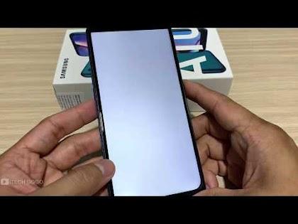 Hướng dẫn Hard Reset Samsung Galaxy A10s