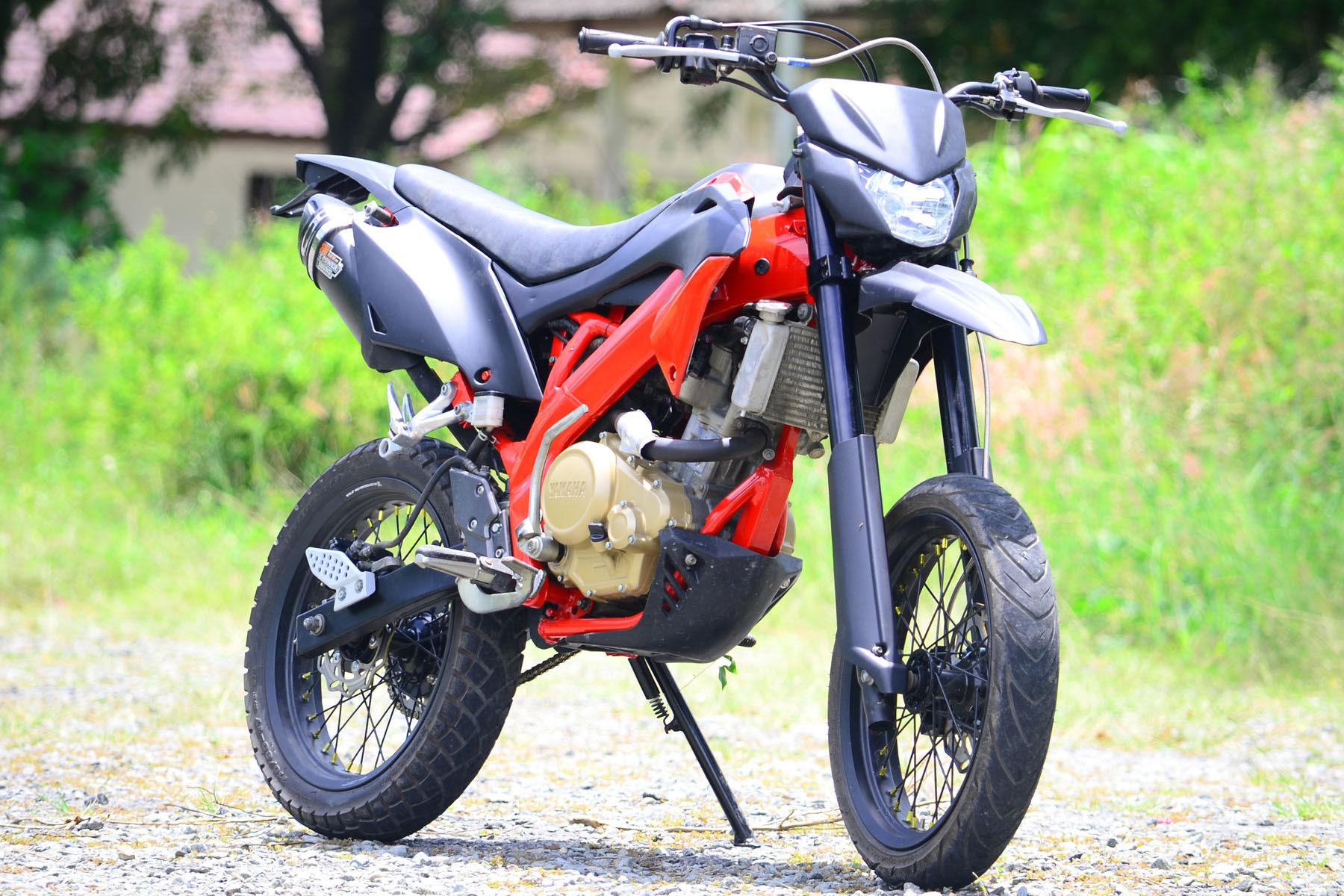 Modifikasi Yamaha V Ixion Lighting Mimpi Jadi Nyata Gilamotor