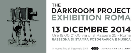 Tevere Art Gallery |   The Darkroom Project EXHIBITION