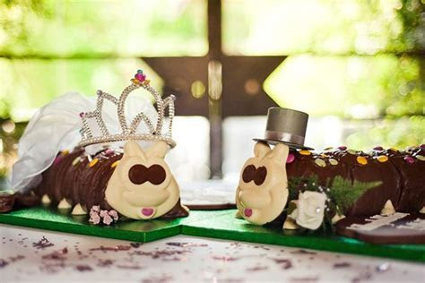 Colin the Caterpillar wedding cakes   Wedding details and