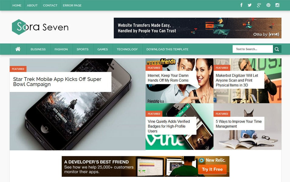 Free Template Blogger SEO Responsive | PUTRA-ONLINE