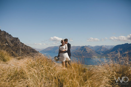 """Charlotte was able to create the most amazing ceremony for both of us"" - Your Big Day - Charlotte Winkel Queenstown Wedding Celebrant"