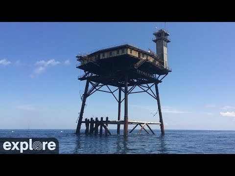 Daily Timewaster Frying Pan Tower Cam Shows The Oncoming