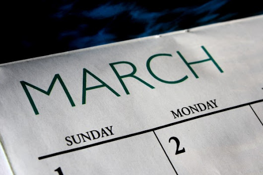 March Food Holidays & Events