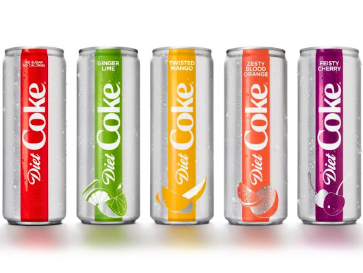 This Is the Controversial Ingredient Inside the New Diet Coke Flavors