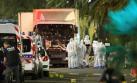 Ataque terrorista en Niza: Fotos desde el lugar de la masacre