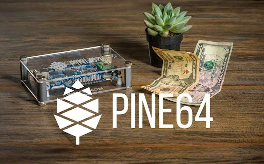 PINE64 – A computing platform for a lower price