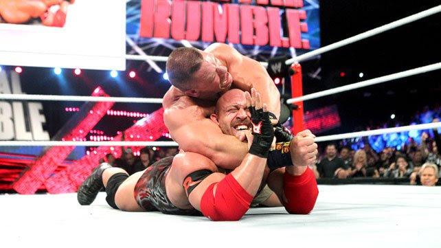 Oryginalne plany dla Johna Ceny na Royal Rumble
