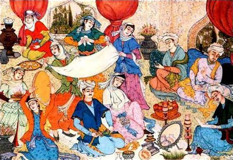 Culture of Iran: Iranian Marriage Ceremony, Its History