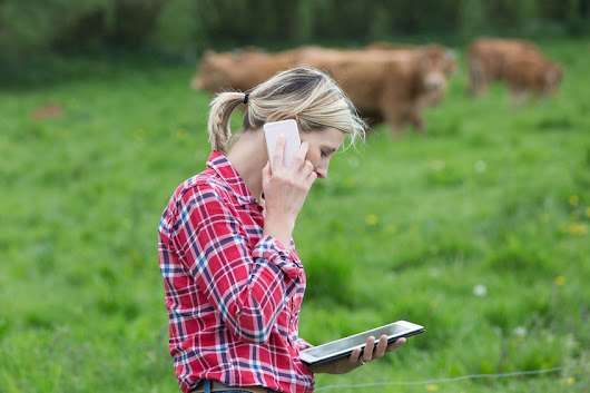 5G projects to be rolled out in rural areas to progress agricultural industry - Farming UK News