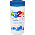 Wet-Nap Antibac Can Fresh Size 40ct Wet-Nap Antibacterial Canister Fresh Scent 40ct -PACK 6