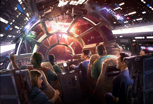 Star Wars: Galaxy's Edge attraction names released | The Disney Blog