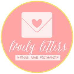 Lovely Letters Snail Mail Exchange