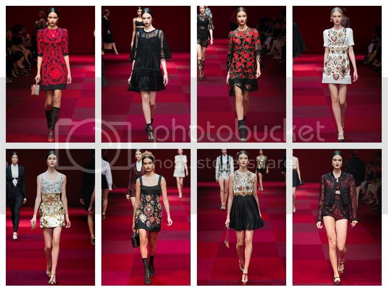 Kendall Jenner Dolce & Gabanna Spring 2015 Milan Fashion photo dolce-gabanna-spring-2015-milan-fashion-week-02.jpg