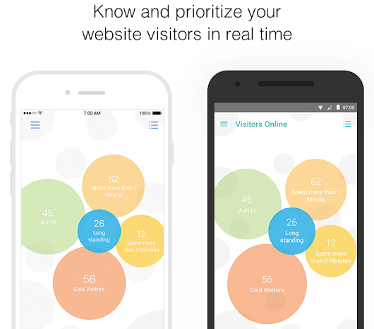 Drop everything, Zoho SalesIQ mobile App for iOS and Android is here. «  Zoho Blog